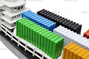 Корабль-контейнеровоз, 1024, фото