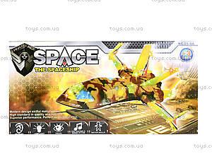 Музыкальная игрушка «Космический корабль», 81-8A, toys.com.ua