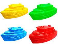 Пластмассовый кораблик, 090, отзывы