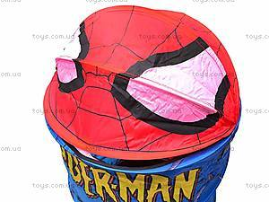 Корзина для детских игрушек «Спайдермен», E21-137, цена