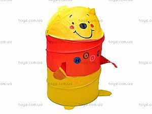 Корзина для детских игрушек «Винни Пух», E21-129