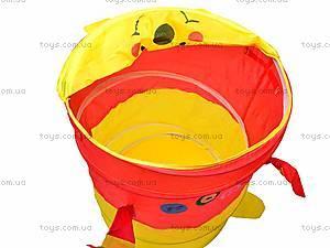 Корзина для детских игрушек «Винни Пух», E21-129, отзывы