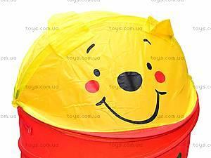 Корзина для детских игрушек «Винни Пух», E21-129, цена