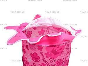 Корзина для игрушек «Цветочная», J-90, купить