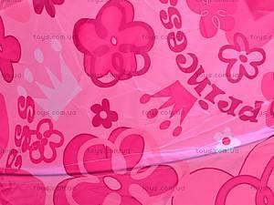 Корзина для игрушек «Цветочная», J-90, фото