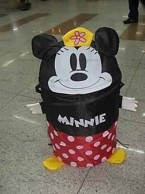 Корзина для игрушек «Минни», J-29/1497-59