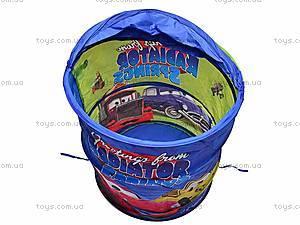 Корзина для игрушек «Мультфильмы», C04500, игрушки
