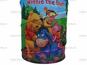 Корзина для игрушек «Винни Пух», 9237-7, фото