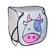 Корзина белая «Корова», BT-TB-0003, доставка