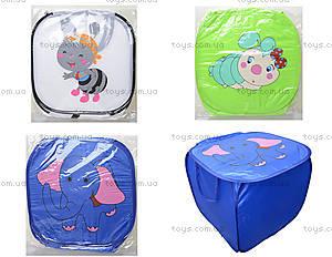 Корзина для игрушек малышей, BT-TB-0003