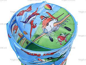 Корзина для игрушек Planes, 19-007, фото