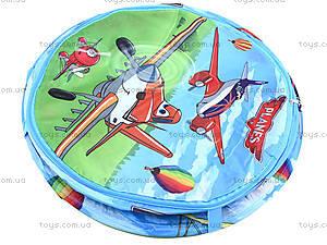 Корзина для игрушек Planes, 19-007, отзывы