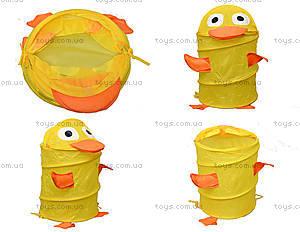 Корзина - домик для игрушек, R1001S (654246)