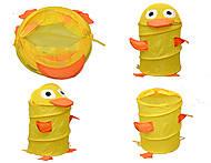 Корзина - домик для игрушек, R1001S (654246), купить