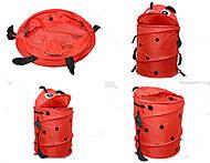 Красивая и удобная корзина для игрушек, R1004 S(654251)