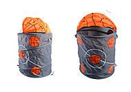 """Корзина для игрушек """"Баскетбол"""" 37*58 см , C36574, купить"""