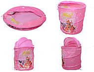 Практичная корзина - контейнер для игрушек, R2028
