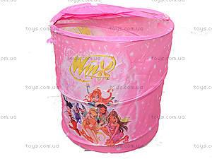 Практичная корзина - контейнер для игрушек, R2028, фото