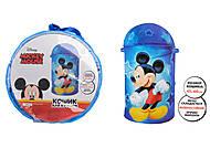 Корзина для игрушек Mickey Mouse, в сумке , D-3503