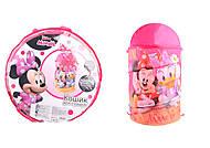 """Корзина для игрушек """"Minnie Mouse"""", в сумке, D-3502, купить"""