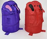 Корзина для игрушек «Слоник», 2 цвета, 21 1, купить