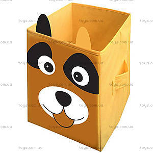 Корзина для игрушек «Собака»,
