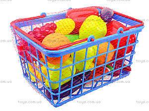 Детская корзина «Урожай», 379 в.3, магазин игрушек