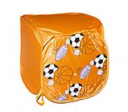 Корзина оранжевая «Баскетбол», BT-TB-0003, фото