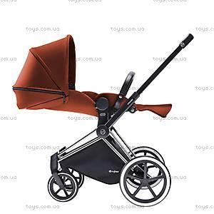 Корзина Priam Lux Seat «Autumn Gold Denim-burnt red», 515215211, детские игрушки