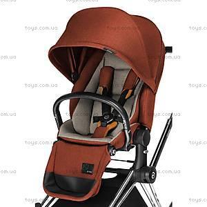Корзина Priam Lux Seat «Autumn Gold Denim-burnt red», 515215211