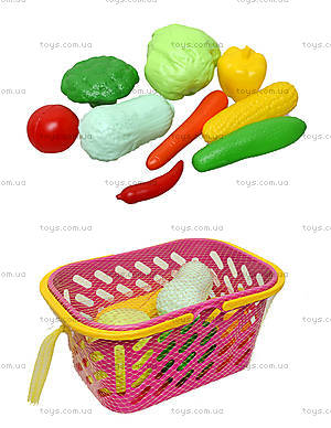 Корзина с овощами, 04-454