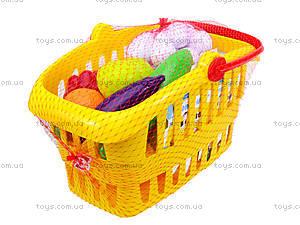 Детский набор в корзинке «Супермаркет», 362 в.2, фото