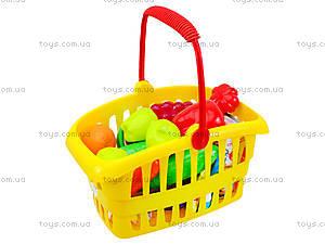 Детский набор в корзинке «Супермаркет», 362 в.2, цена