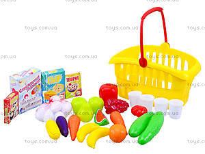 Детский набор в корзинке «Супермаркет», 362 в.2, toys
