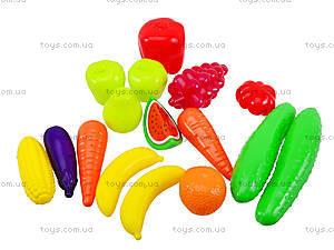 Детский набор в корзинке «Супермаркет», 362 в.2, іграшки