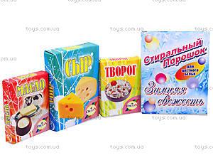 Детский набор в корзинке «Супермаркет», 362 в.2, Украина