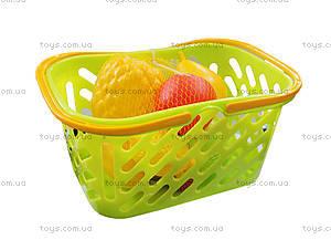 Корзинка с фруктами (салатовая), KW-04-453