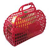 Корзинка с овощами красная, KW-04-465, купить