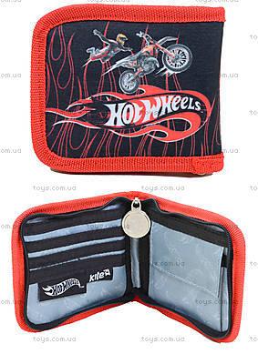 Кошелек «Hot Wheels» для мальчиков, HW14-651K