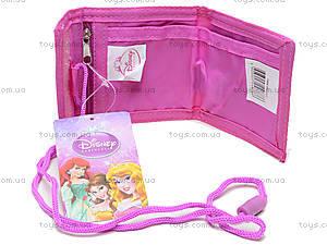 Кошелек детский «Принцессы», PRBB-MT1-022, купить