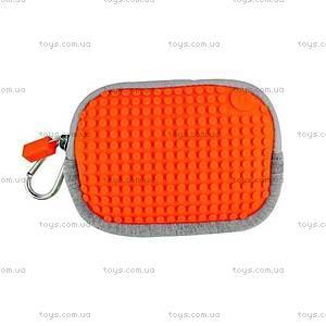Кошелек Upixel Catsh, оранжевый, WY-B006E