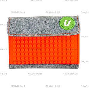 Кошелек Upixel Rainbow, оранжевый, WY-B007E
