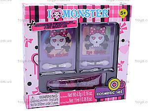 Косметика для девочек Monster High, 21947B/1-2, купить