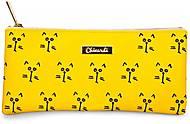 Косметичка «Cats» желтая, A002506
