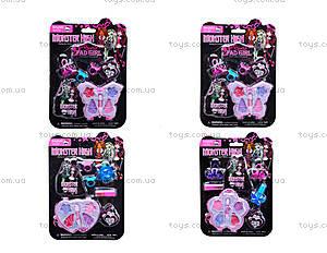 Набор детской косметики Monster High, 3657GEPQ