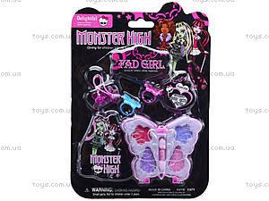 Набор детской косметики Monster High, 3657GEPQ, отзывы