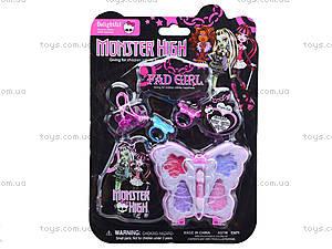 Набор детской косметики Monster High, 3657GEPQ, цена