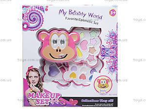 Игрушечная косметика для детей «Обезьянка», H1101H, игрушки