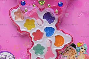 Игрушечная косметика для девочек «Бабочка», 135-15B, фото