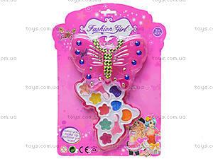 Игрушечная косметика для девочек «Бабочка», 135-15B